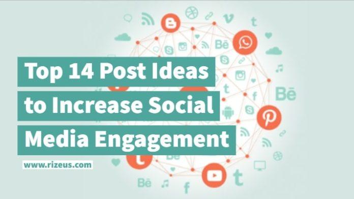 14 Post Ideas